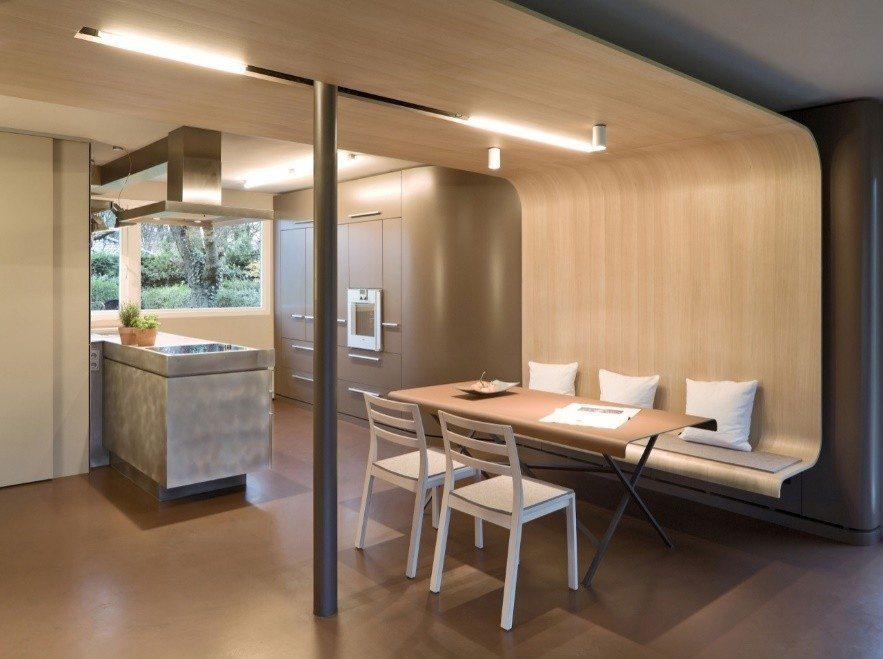 modern interior design trends 2017