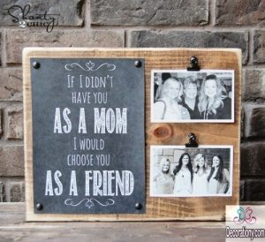 Best DIY Mothers Day Gifts 2017