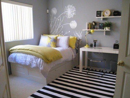 Small bedroom design ideas 2017