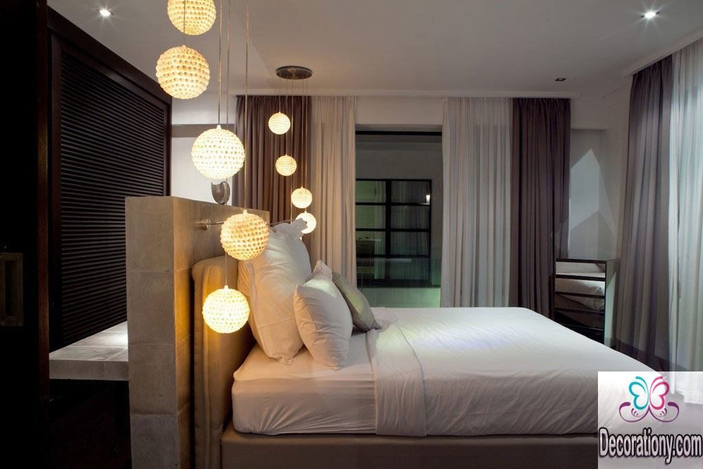 Creative Bedroom Lighting Ideas