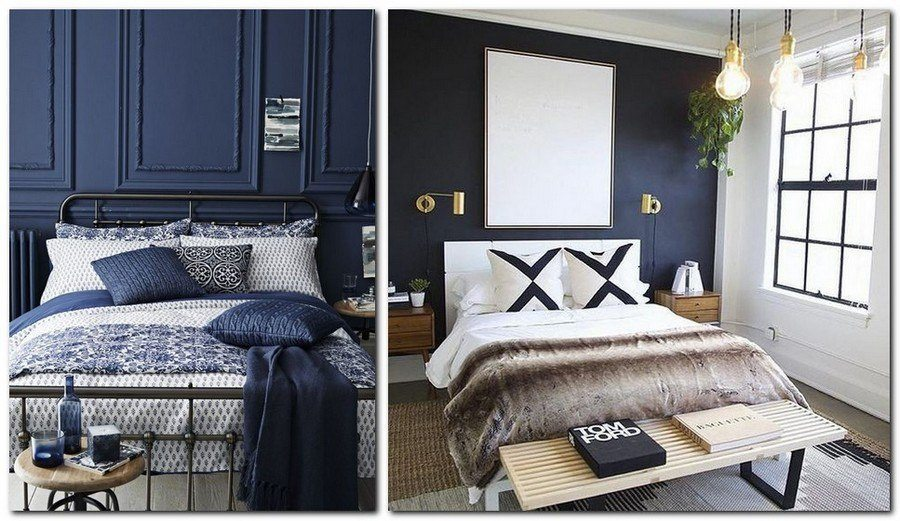 Lapis blue room design trend