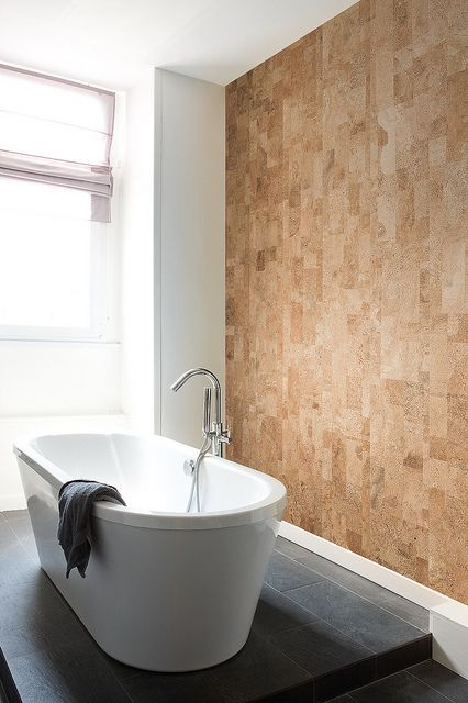 cork wall home decor trends 2017
