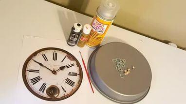 How to make a clock - clock kits