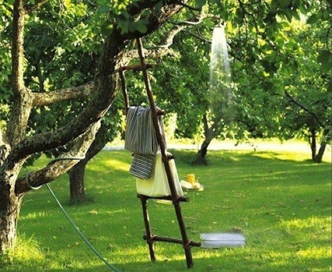 diy-outdoor-showers-Garden Shower