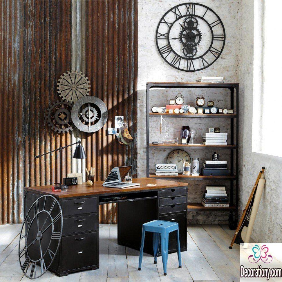 Irresistible home steampunk decor