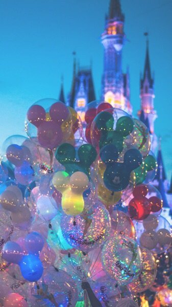 Micky mouse balloons decorations