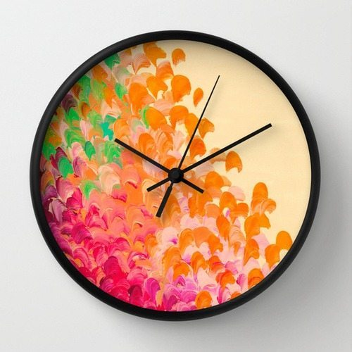 how to make a clock - modern wall clock ideas