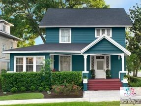 new house color schemes