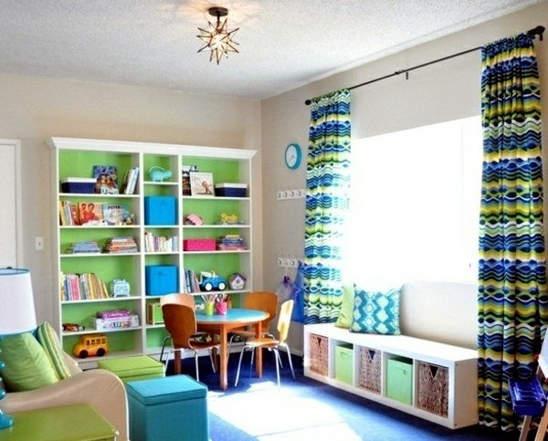 Kids game & reading room - game room ideas