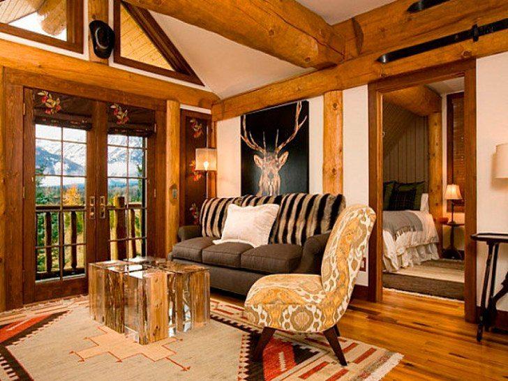 rustic interior design ideas