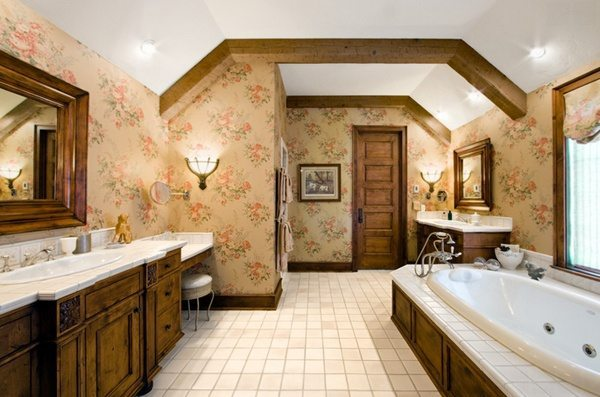 farmhouse bathroom erdmann style