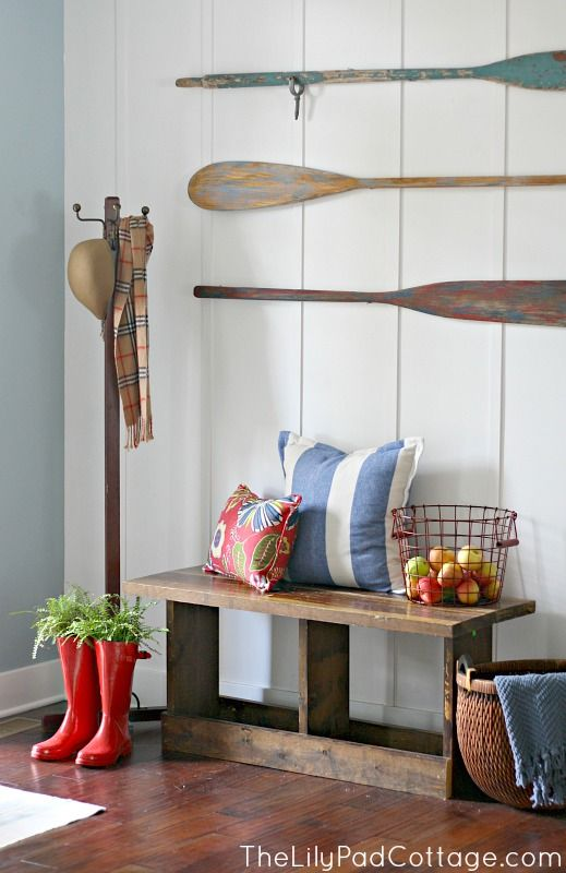 How to DIY Nautical decor for walls