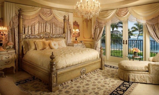Victorian bedroom design