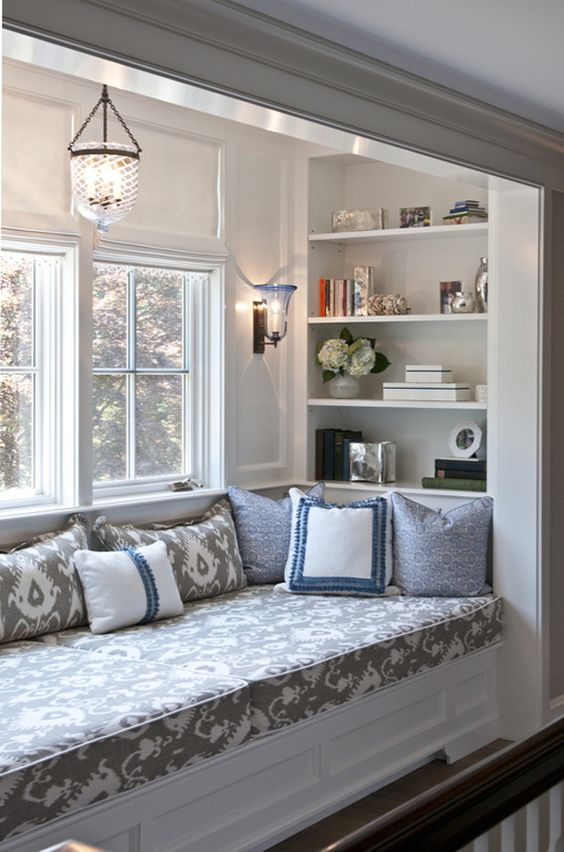Window Seat Ideas Cushions Benches