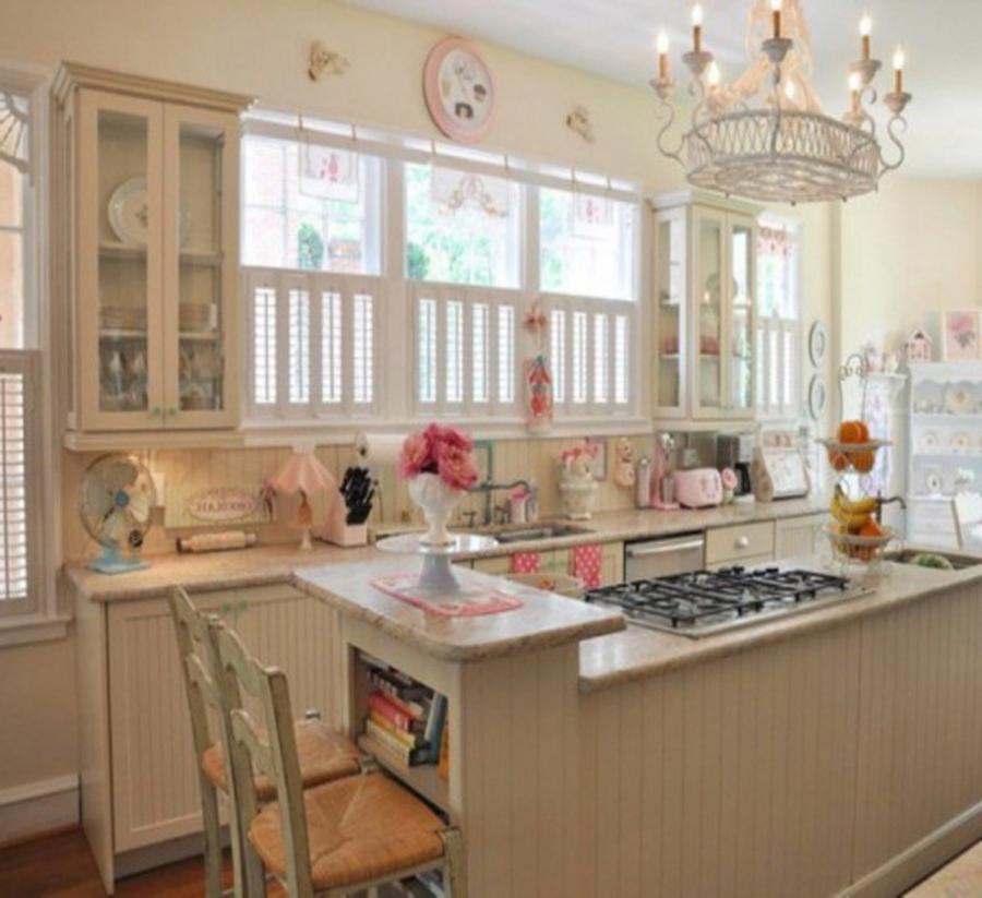 nostalgia vanity retro kitchen cabinets