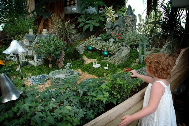 Beautiful fairy garden ideas 2017