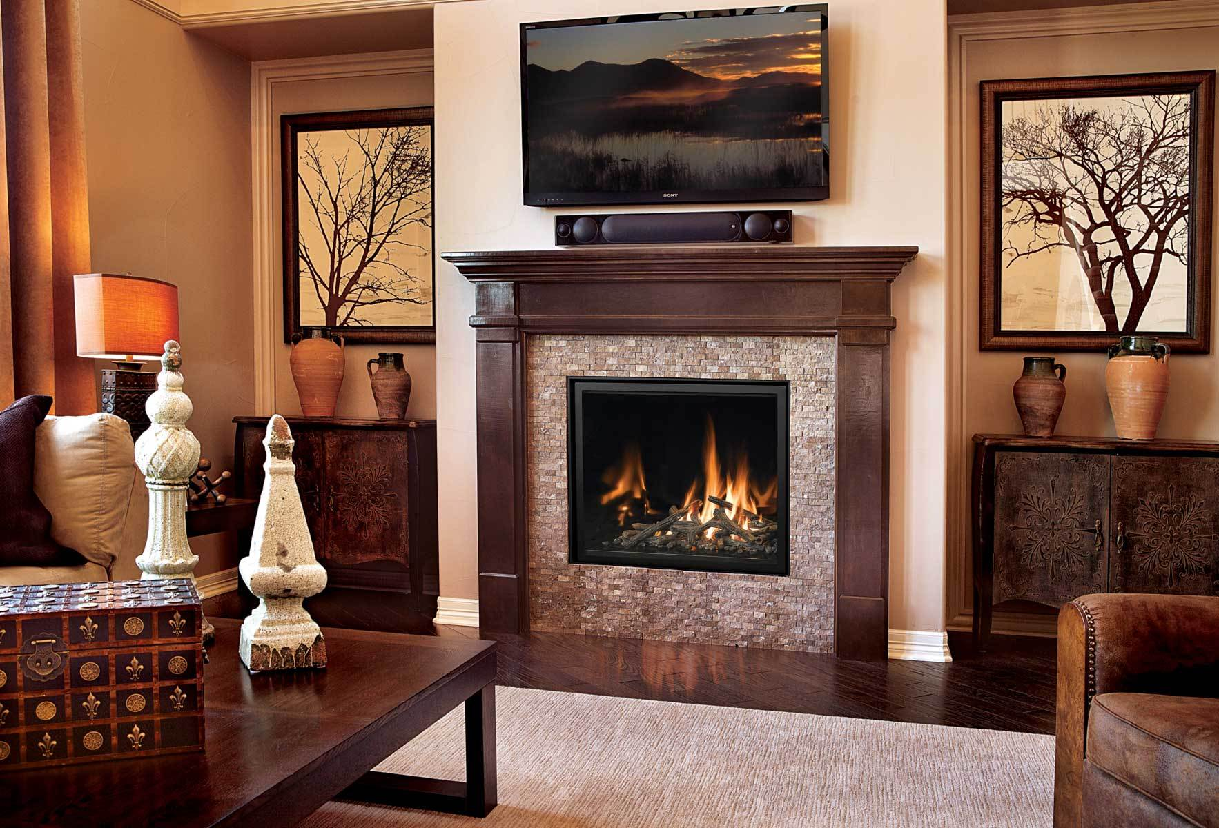 Modern Fireplace Designs & Ideas - Fireplace Mantels ...