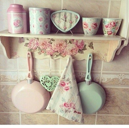 retro kitchen decorations