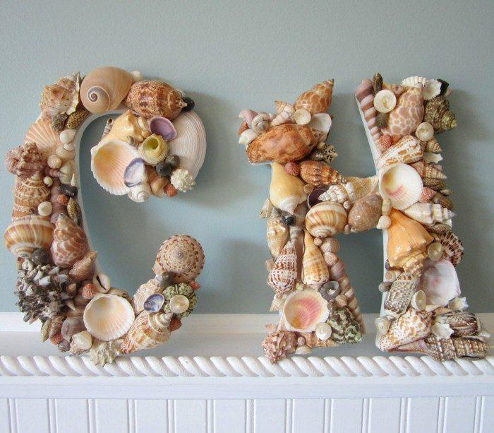 mussel nautical decor diy ideas