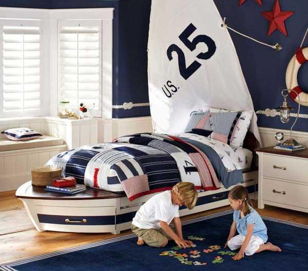nautical decor kids bedroom