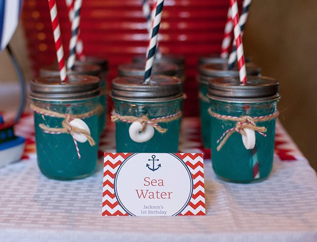 Nautical decorations Party