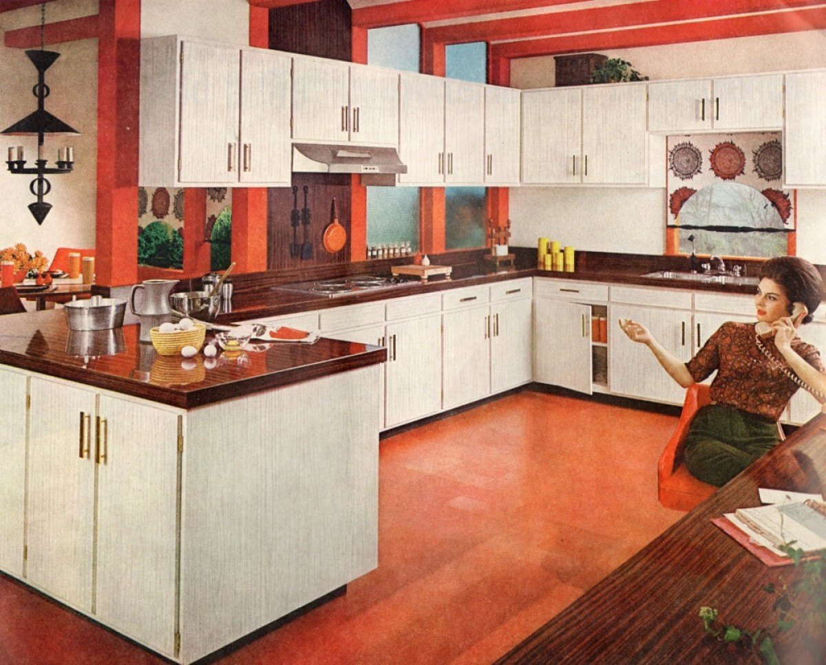 retro kitchen appliances ideas