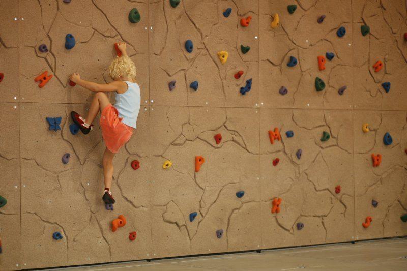 map kids climbing wall