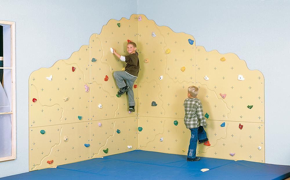 entertainment kids climbing wall