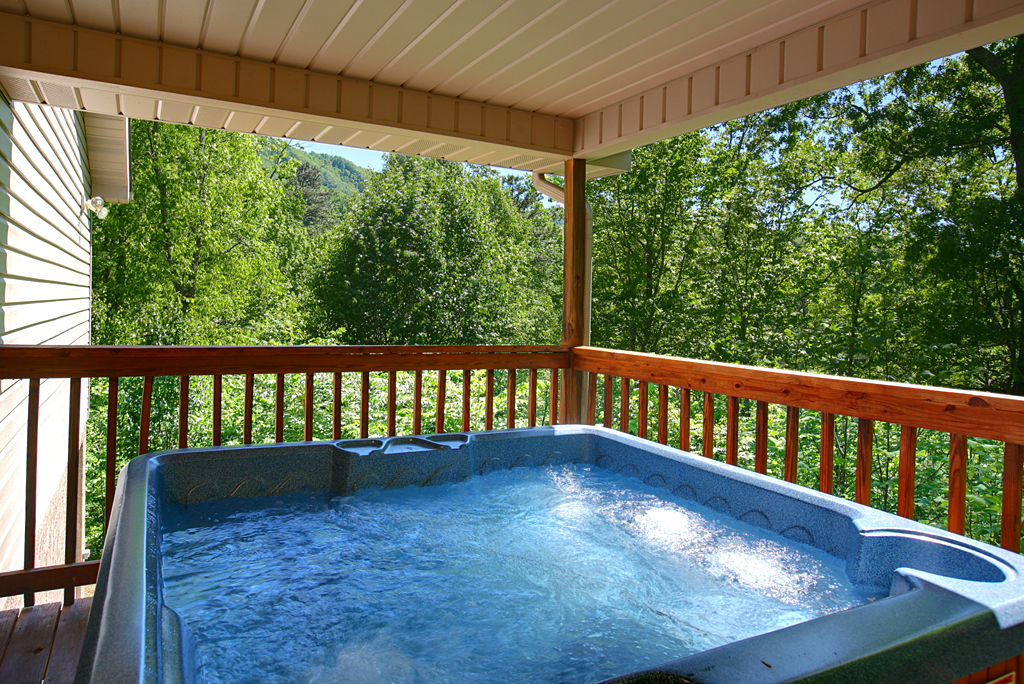 Outdoor Jacuzzi- trends 2017 Large