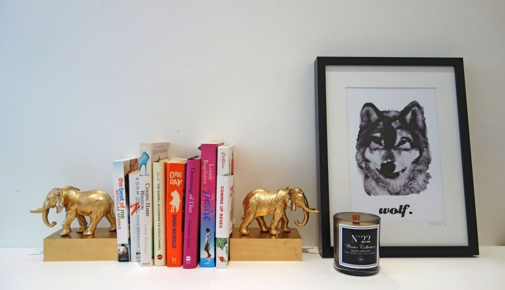 animal bookend do it yourself