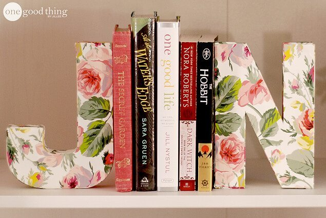 DIY Cute Bookend