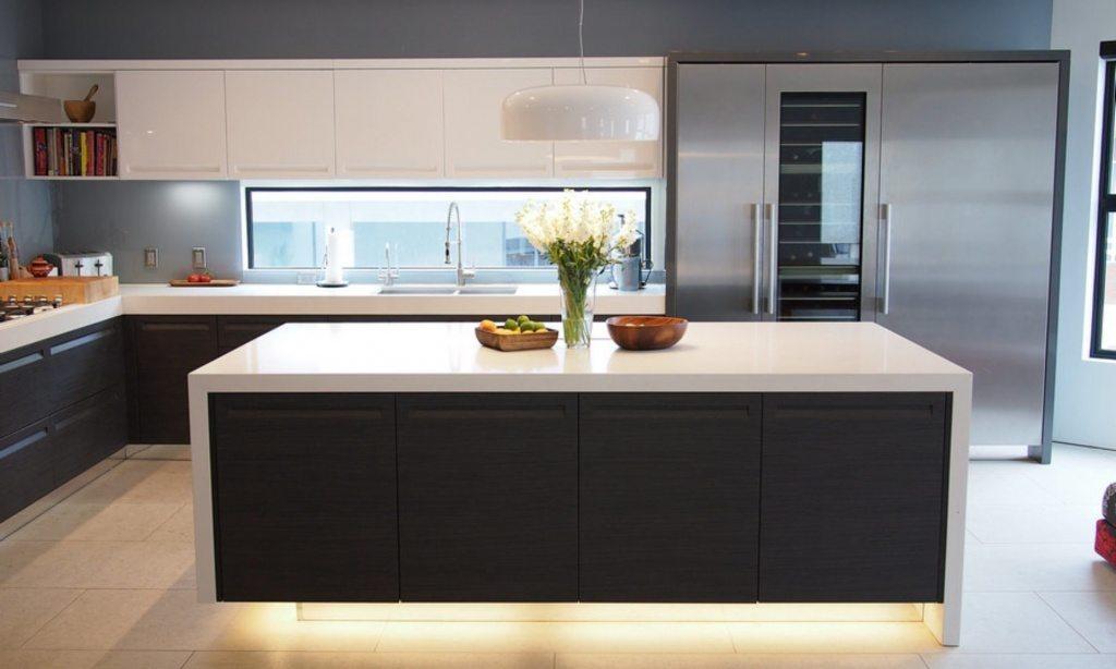 Latest Modern kitchen cabinets