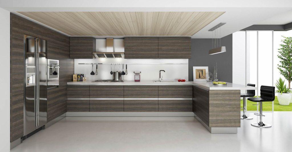 sweet Modern kitchen cabinets