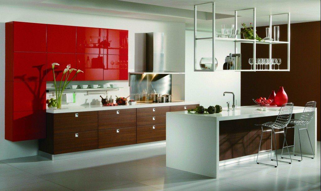 perfect Modern kitchen cabinets