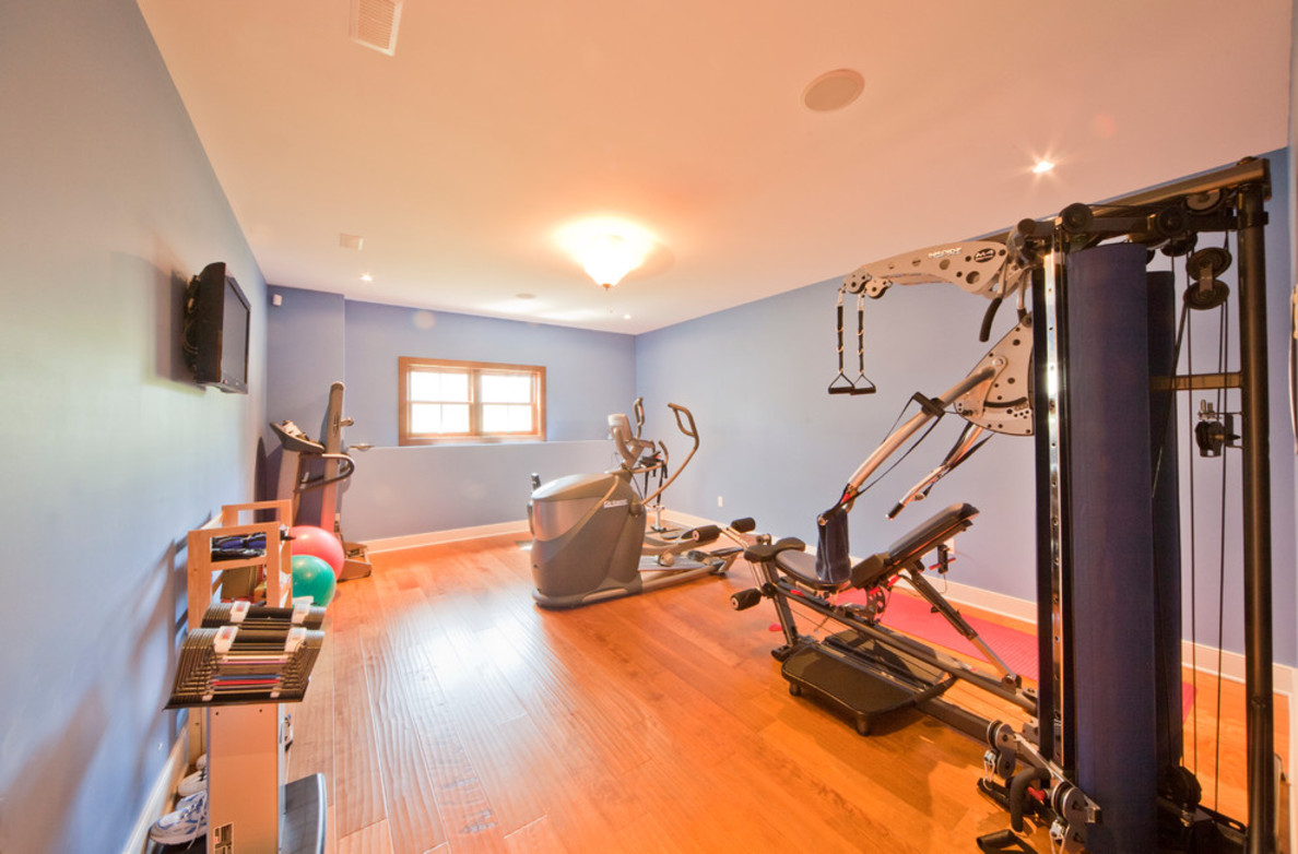 Smart home gym ideas designs at your only
