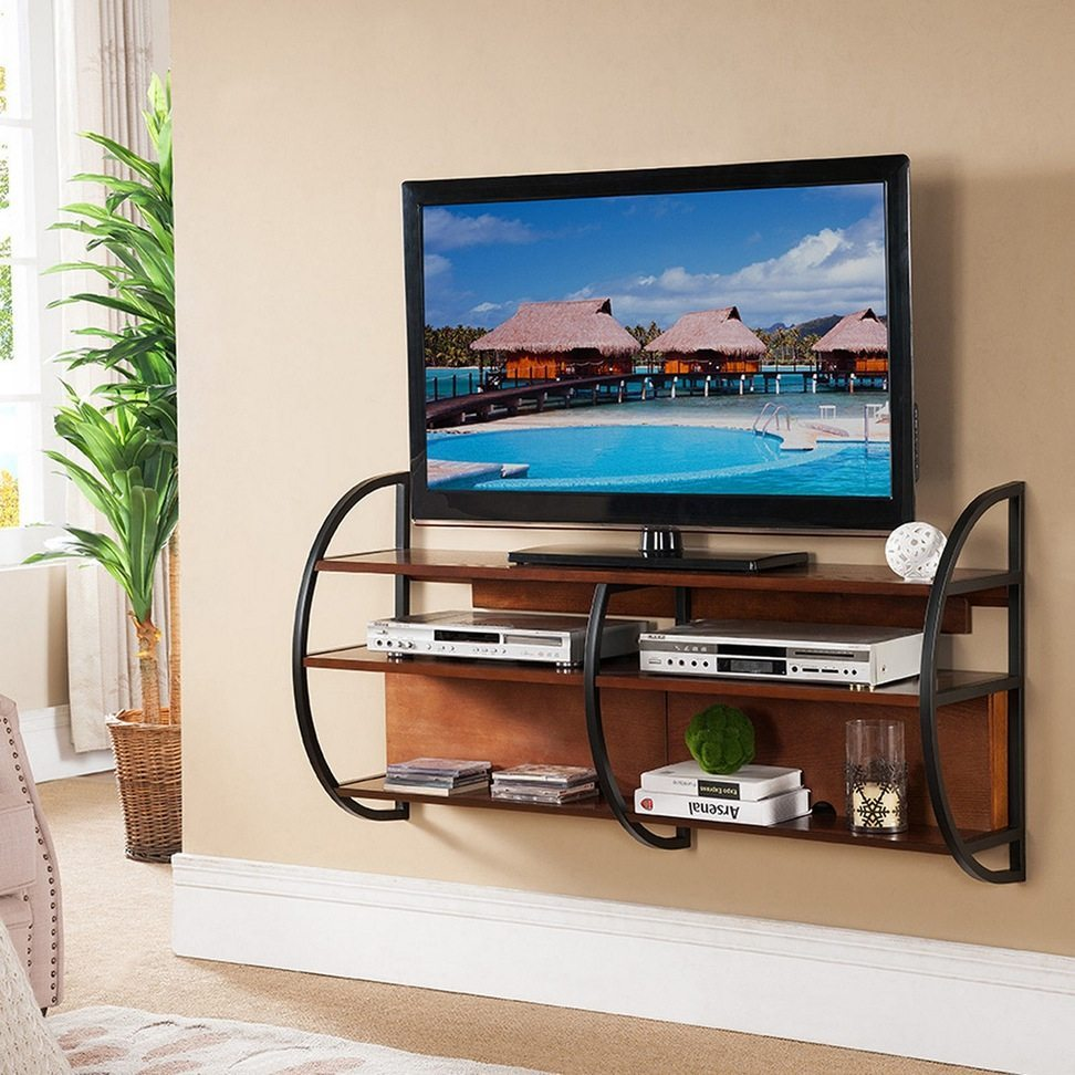 DIY cool tv stands