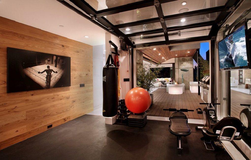 home gym ideas inpiration