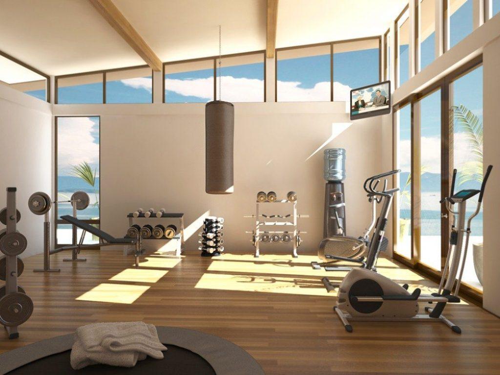 home gym styles & ideas