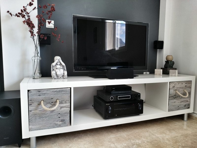 Ikea cool tv stands