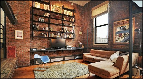 loft style living industrial loft style living industrial chic
