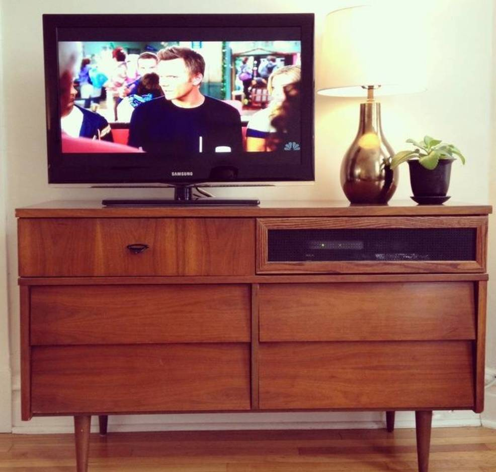 mid century cool tv stands
