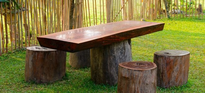 DIY patio furniture yourself