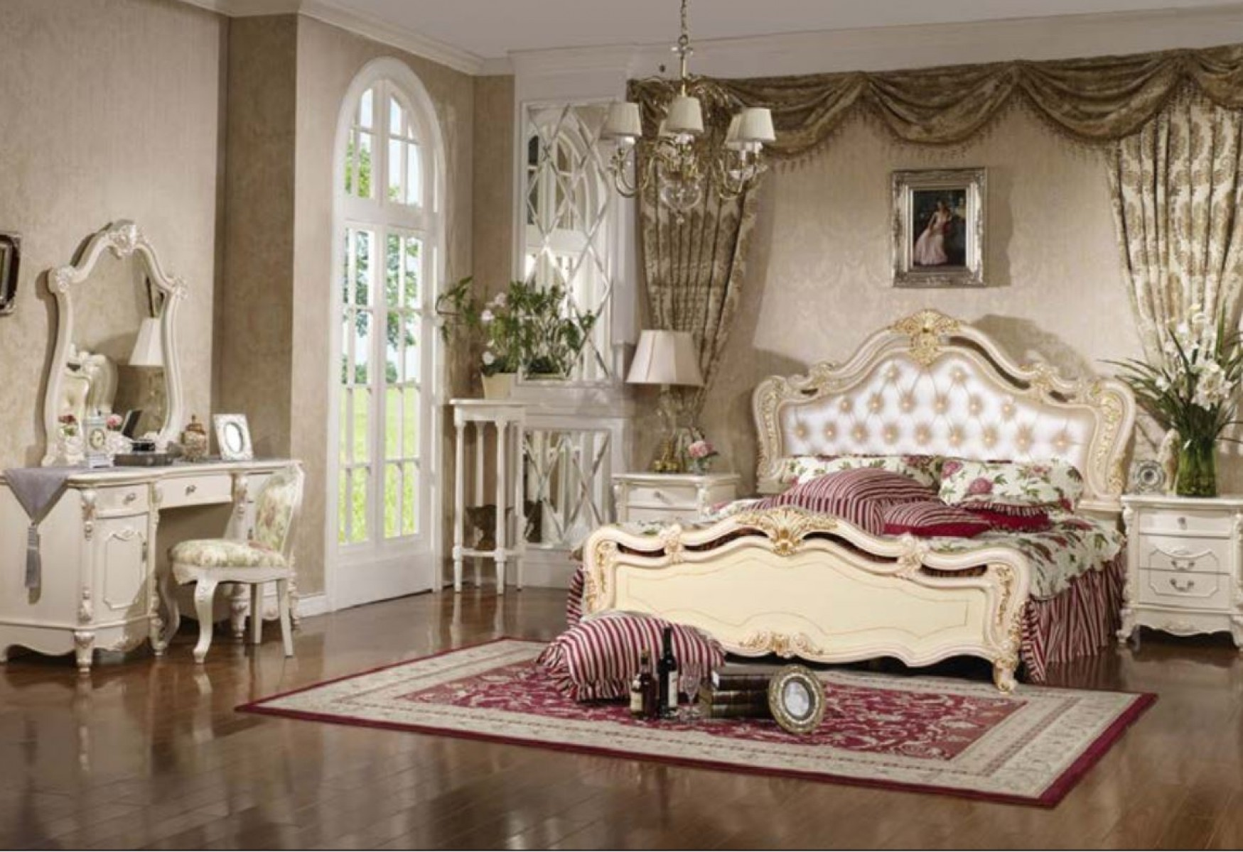 75 victorian bedroom furniture sets best decor ideas for Bedroom furniture design