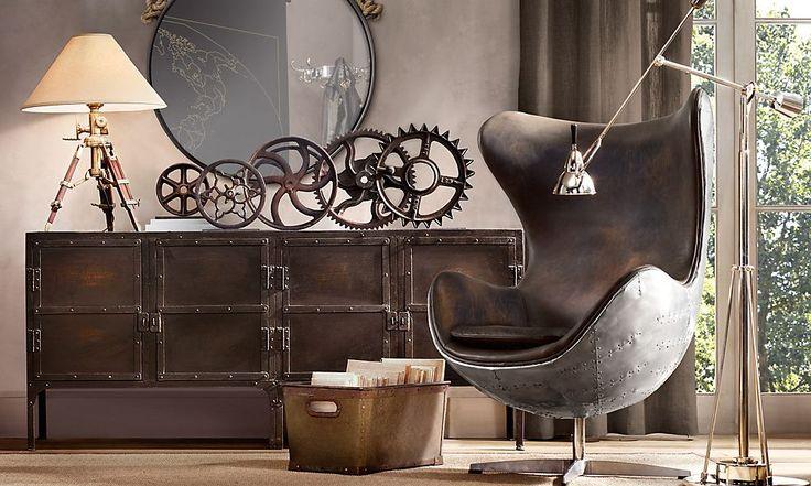 steampunk decor designs