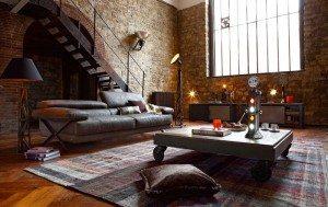 Modern decor steampunk trend