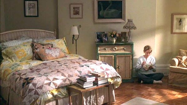 Cool bedrooms inspired from movies - you've got mail