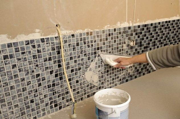 mosaic backsplashes