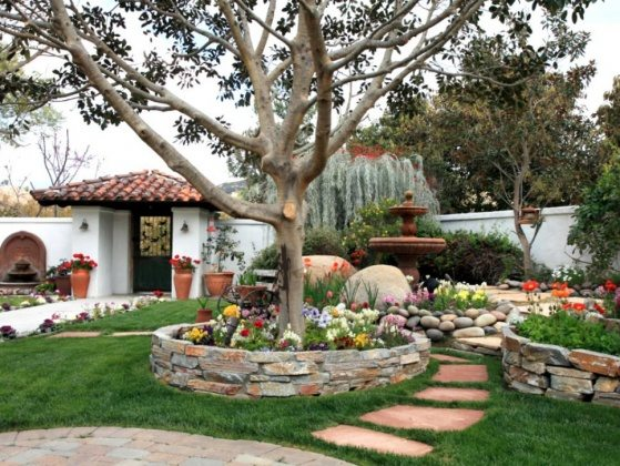 gorgeous cheap front yard landscaping ideas