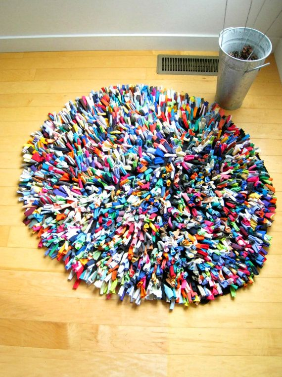 21 Super Cool Diy Rugs You Can Make In No Time Decor Or