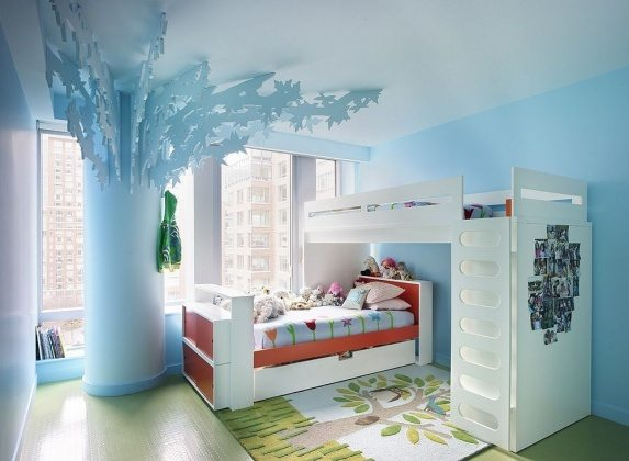 cool bedrooms inspired by disney movies
